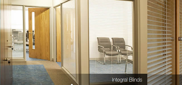 blinds and graphics for offices