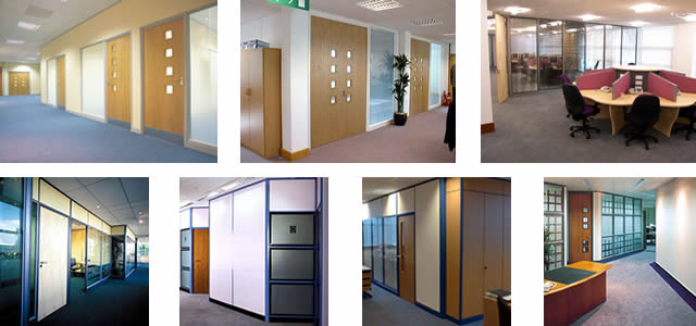kameo series office partitioning